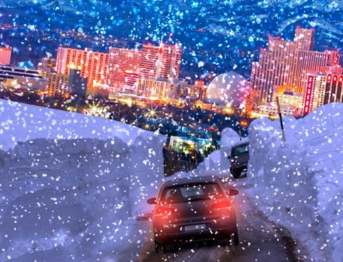 Reno Tahoe Road Conditions and Information